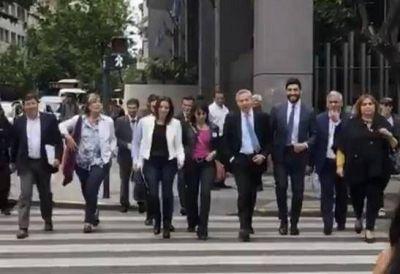 Cinco Diputados menos para el Frente Renovador