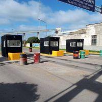 Plan de reordenamiento del transporte en general en Puerto Quequén