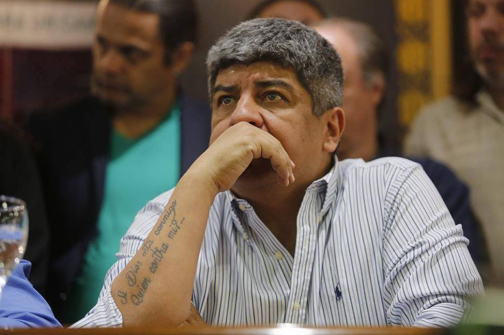 Pablo Moyano recusó al fiscal que pidió su detención