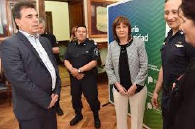 Ritondo tuvo que desafectar a dos policías de La Bonaerense por una feroz golpiza a un menor