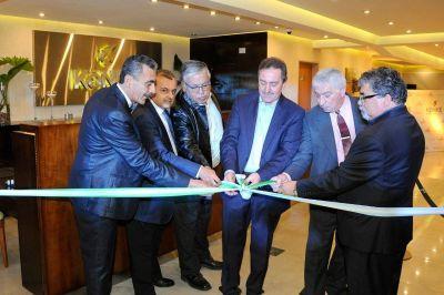 Hlebowicz inauguró un eco hotel de Pasteleros en Buenos Aires