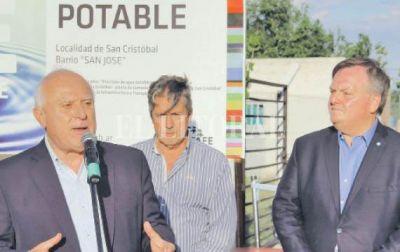 San Cristóbal cuenta con una nueva planta de agua potable