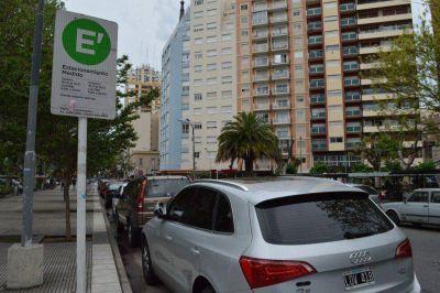 Proyecto para que los propietarios de inmuebles e inquilinos no paguen para estacionar en su cuadra