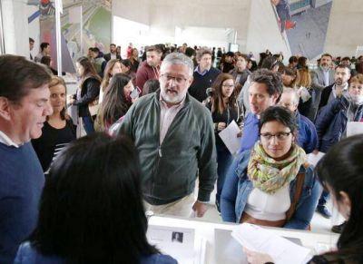 Villegas y Montenegro destacaron el éxito de la convocatoria realizada en Mar del Plata