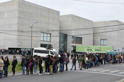 """El """"Mar"""" mostró la cara más triste de una Mar del Plata donde reina la desocupación"""