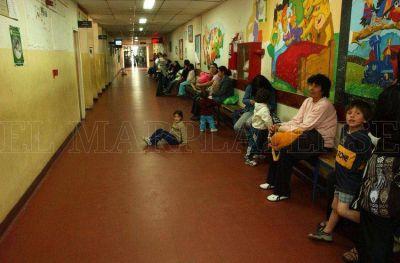 "Materno: advirtieron un ""gran aumento"" de infecciones respiratorias"
