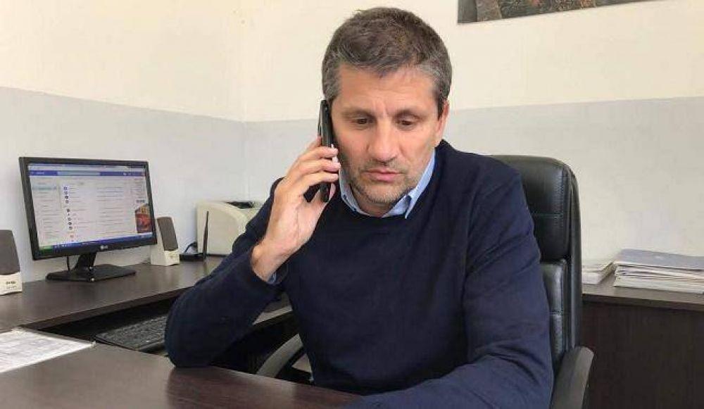 """Ciano: """"Estamos construyendo una alternativa de gobierno para el 2019"""""""