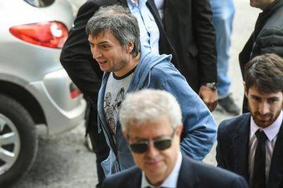 Máximo Kirchner exigió ser sobreseído en la causa de los cuadernos