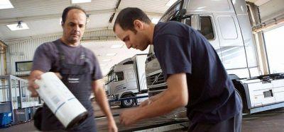 Volvo anunció un 24% de descuento en repuestos para camiones y buses