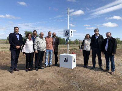 Camuzzi Gas inaugura obras de expansión sobre el Sistema Pampeano