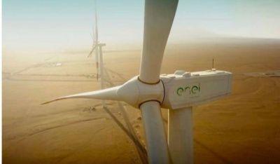 Gigantesca planta de energía eólica revoluciona Perú