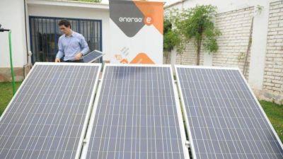 Fuerte apuesta a las energías renovables por el Bono Fiscal II