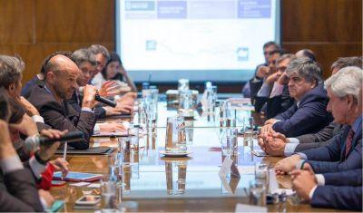 Nación presentó a empresas petroleras el proyecto del tren norpatagónico