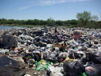 La jueza Saidman dispuso la limpieza de basural a cielo abierto en Barranqueras