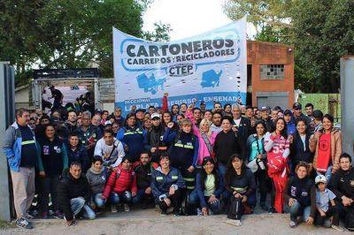 Cartoneros de todo el mundo se reunieron por primera vez en la Argentina