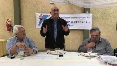José Escoda asumió su tercer mandato al frente de la FITESGRA