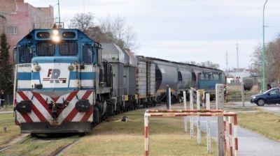 Licitan el cupo de cargas para el tren a Vaca Muerta