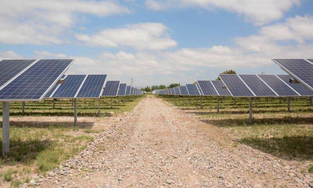 Inauguraron el Parque Fotovoltaico Las Lomitas: invirtieron más de $2,5 millones