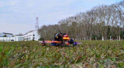 Ingeniería apuesta a una escudería de drones