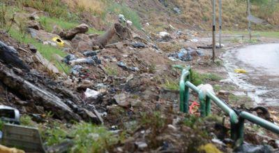 Provincia y Municipalidad limpiarán basurales juntas