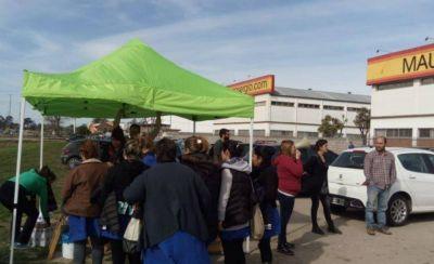 Cuadernos: incertidumbre entre los empleados de Textilana tras la detención de Sergio Todisco