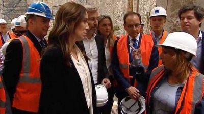 Presupuesto 2019: María Eugenia Vidal, la principal perjudicada