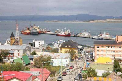 Cuatro ofertas para dragado del puerto de Ushuaia