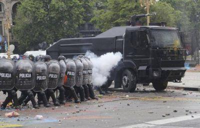 Con la mira en el G20, cierra filas el Gobierno en un discurso de tolerancia cero ante los disturbios