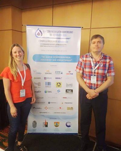 Agua subterránea: OSSE participa en Seminario Hispano Latinoamericano de Hidrologia Subterránea