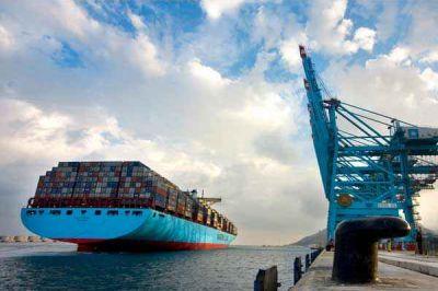 Argentina instaló hub logístico en el puerto belga de Amberes