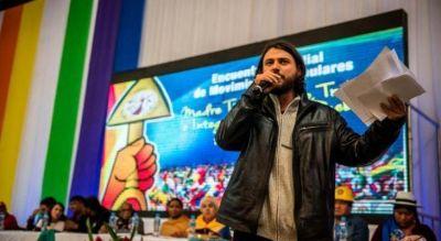 Lanza Grabois un frente kirchnerista y se rompe la alianza con los movimientos sociales