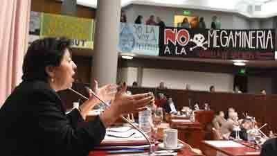 Acueducto: Piden desjudicializar la obra ante el ENOHSA