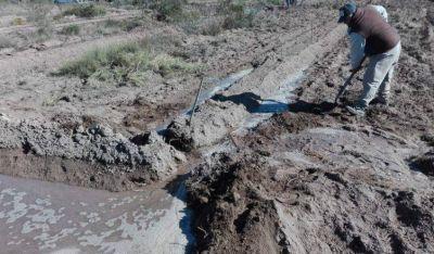 Choele Choel: el río Negro lleva más de 60 días sin recibir residuos cloacales