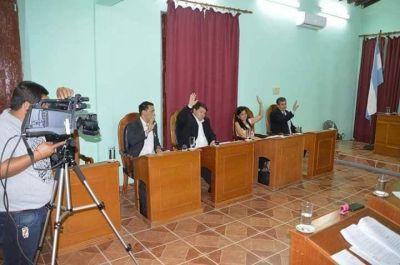 Por unanimidad, ediles rechazaron la realización de rellenos sanitarios en cercanías de las zonas pobladas