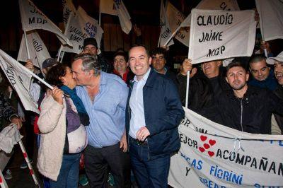 """De la Torre y Fiorini ya se presentan como hombres """"Vidalistas"""": abren la grieta en el PRO"""