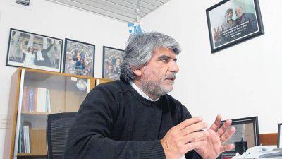 """Walter Correa: """"La prioridad es la patria"""""""