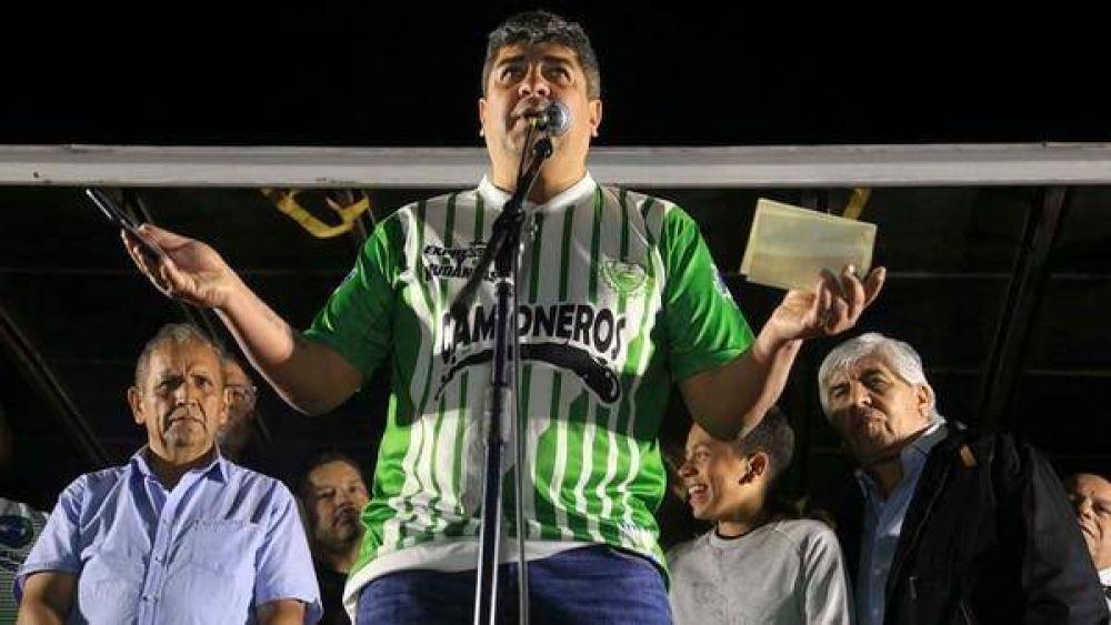 Luis Majul apuntó contra Pablo Moyano y