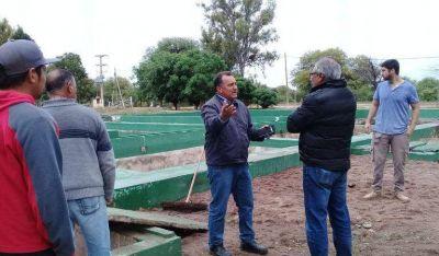 Ipalar intensifica trabajos en planta de agua potable en Milagro