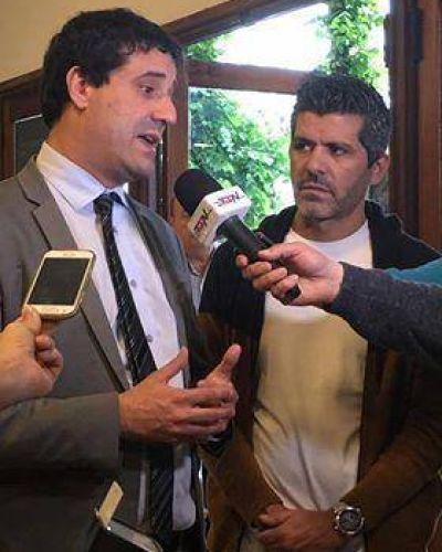 Abad y Dominguez Yelpo recorrieron el Cine París