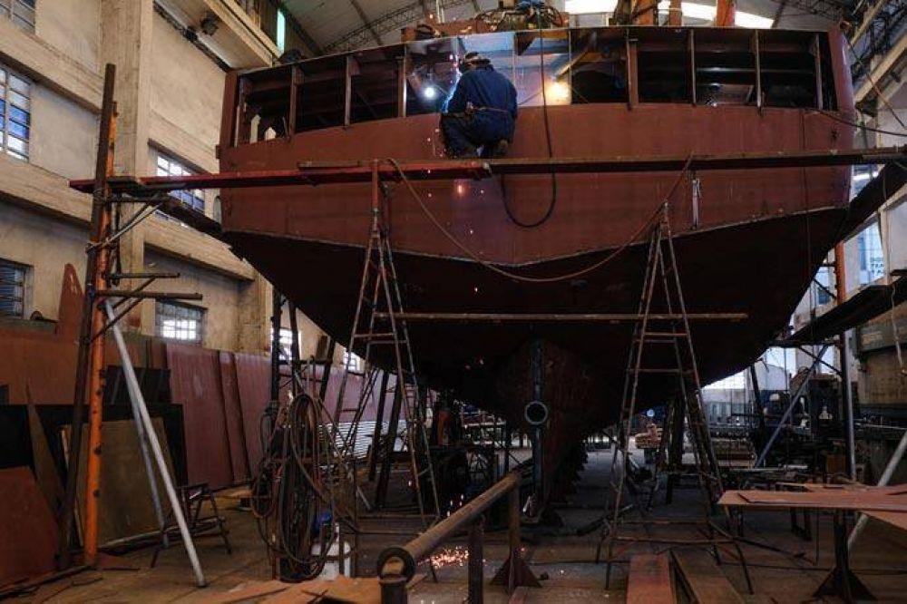Obreros navales activaron de manera anticipada la cláusula de revisión