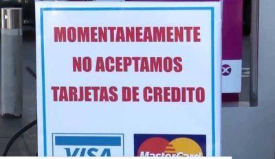 Estaciones de Servicio llegan a una instancia clave para decidir si siguen aceptando tarjetas de crédito