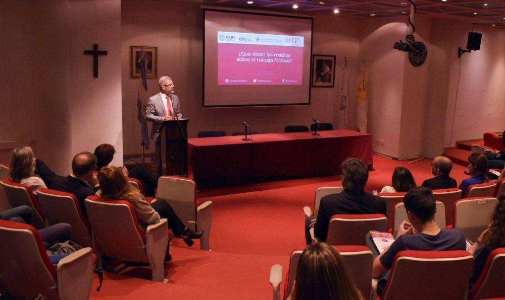 Estudio de OIT Argentina: ¿Qué dicen los medios sobre el trabajo forzoso?