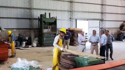 Provincia y el Municipio de Bella Vista avanzan con el plan para ampliar la planta de tratamiento de residuos