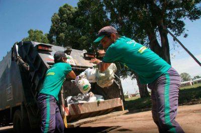 Recolección de residuos: el Municipio analiza si elabora nuevos pliegos