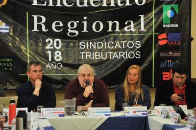 Se constituyó la Confederación Latinoamericana de Trabajadores de Ingresos Brutos