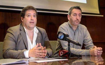 Mourelle y Distéfano hablaron del Decreto solo con algunos medios de prensa