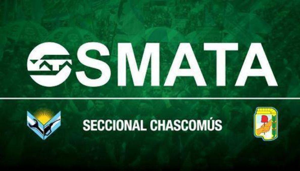"""""""Mujeres, Sindicalismo y Política"""": Encuentro regional de mujeres en la sede de SMATA Chascomús"""
