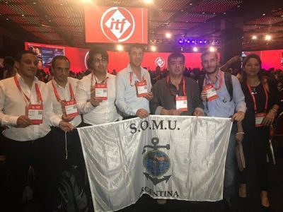 El SOMU presentó su agenda en el Congreso Mundial de la ITF