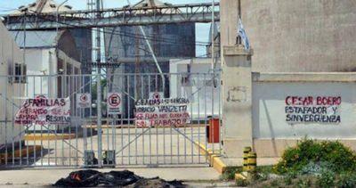 Los 47 operarios del molino cordobés Excelsior llevan 7 meses sin cobrar