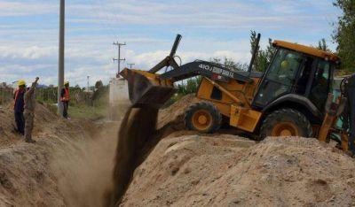 En Río Negro avanza un plan para no tirar más residuos cloacales crudos al río